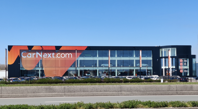 CarNext store